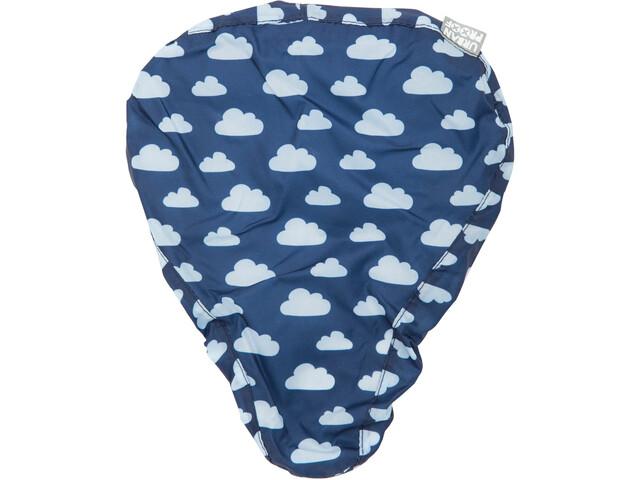 URBAN PROOF Saddle Cover Sadelbetræk, clouds blue